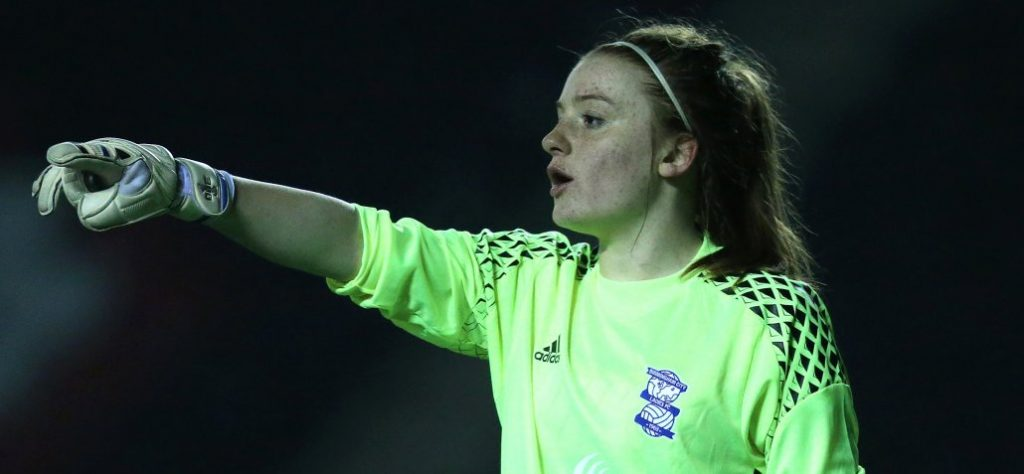 Bristol City Women Borrow Sophie Baggaley - SheKicks