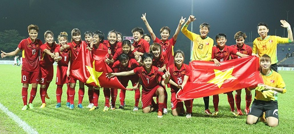 Vietnam Win Southeast Asian Games Gold
