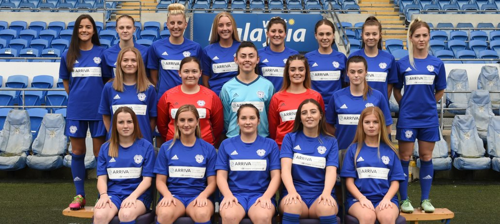 Image for Cardiff City FC Women Go Clear At The Top - She Kicks Women's Football Magazine