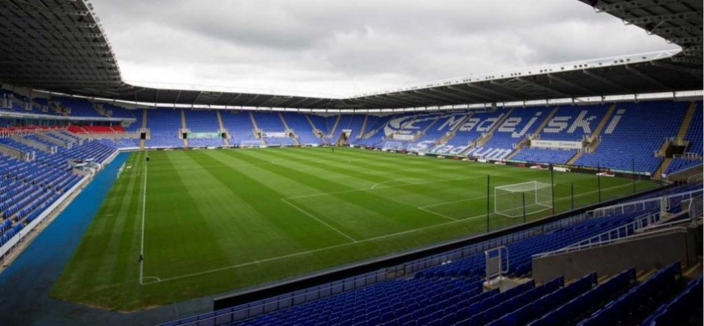 Reading FC's Madejski Stadium