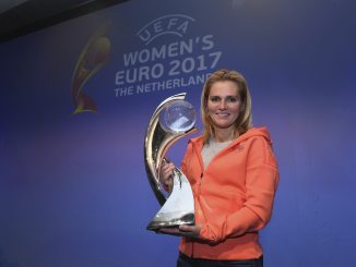 England's next head coach, Sarina Wiegman,