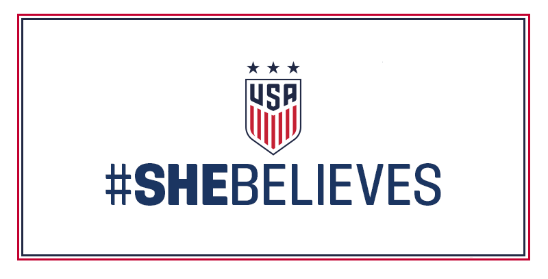 Image result for shebelieves cup 2018