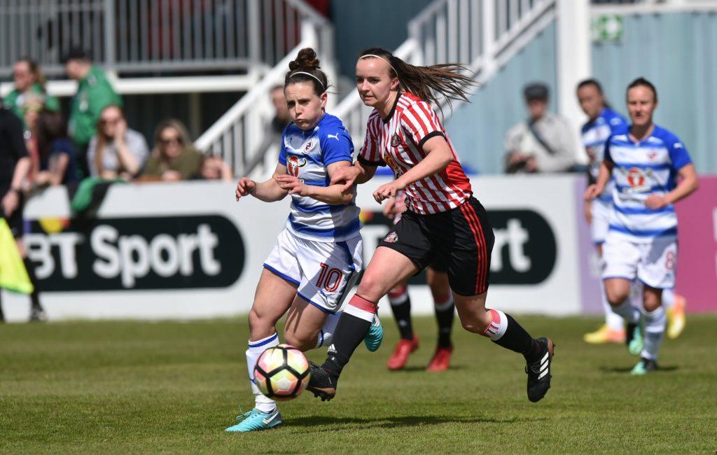Sheffield United's new signing Kasia Lipka