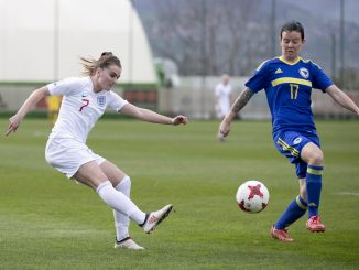 Melissa Lawley called into England squad