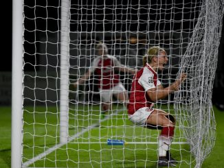 Joy for Arsenal's Jordan Nobbs
