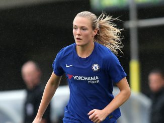 Chelsea FC Women's captain Magdalena Eriksson features in this week's video of Hyundai FC and CFC's Home Advantage video series.
