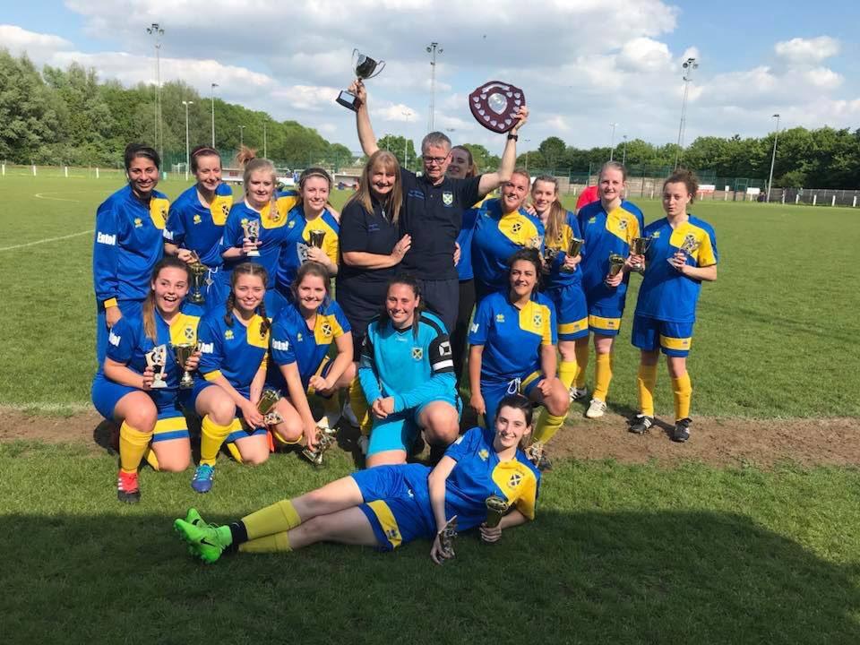 County Leagues Round Up 1 Saints Alive She Kicks