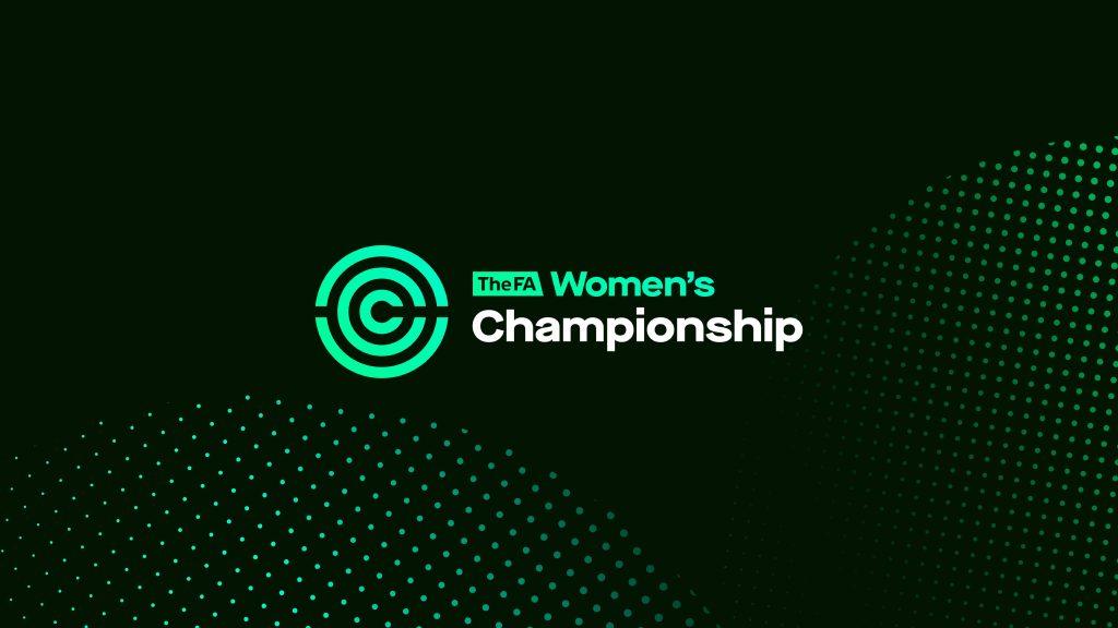 FA Women's Championship logo