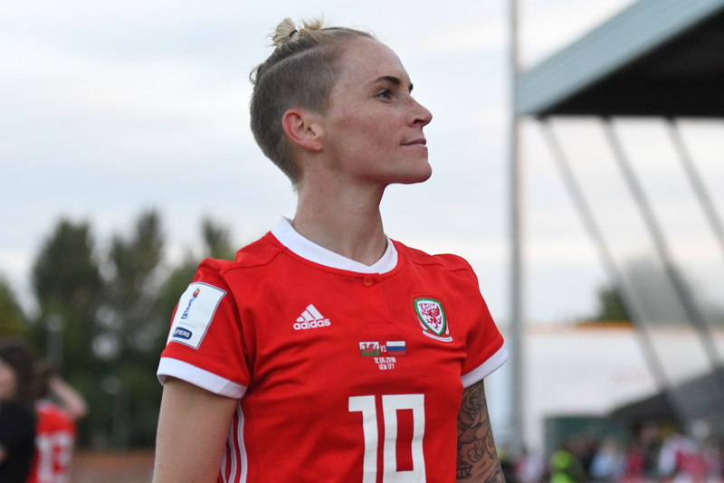 Wales veteran Jess Fishlock returns from injury