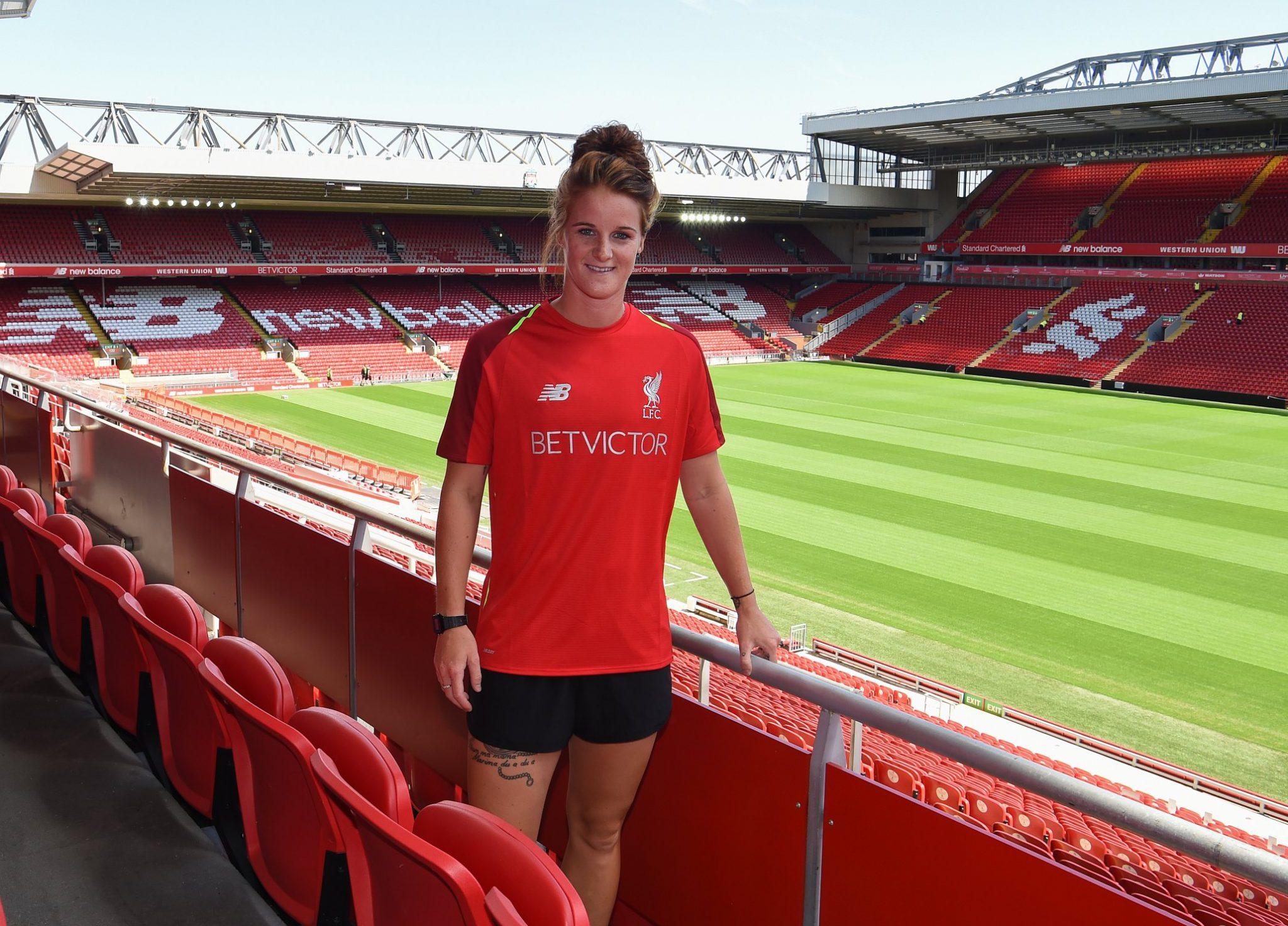66d223e7286 Jasmine Matthews joins Liverpool Ladies - She Kicks Women s Football ...