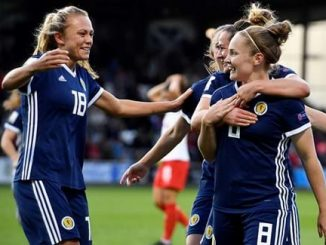 Kim Little scored five times for Scotland
