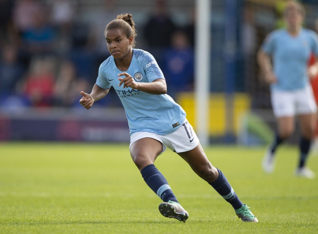 Nikita Parris transfers from Manchester City to Lyon