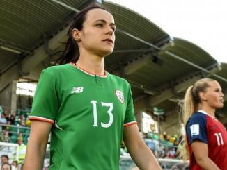 Aine O'Gorman comes out of international retirement