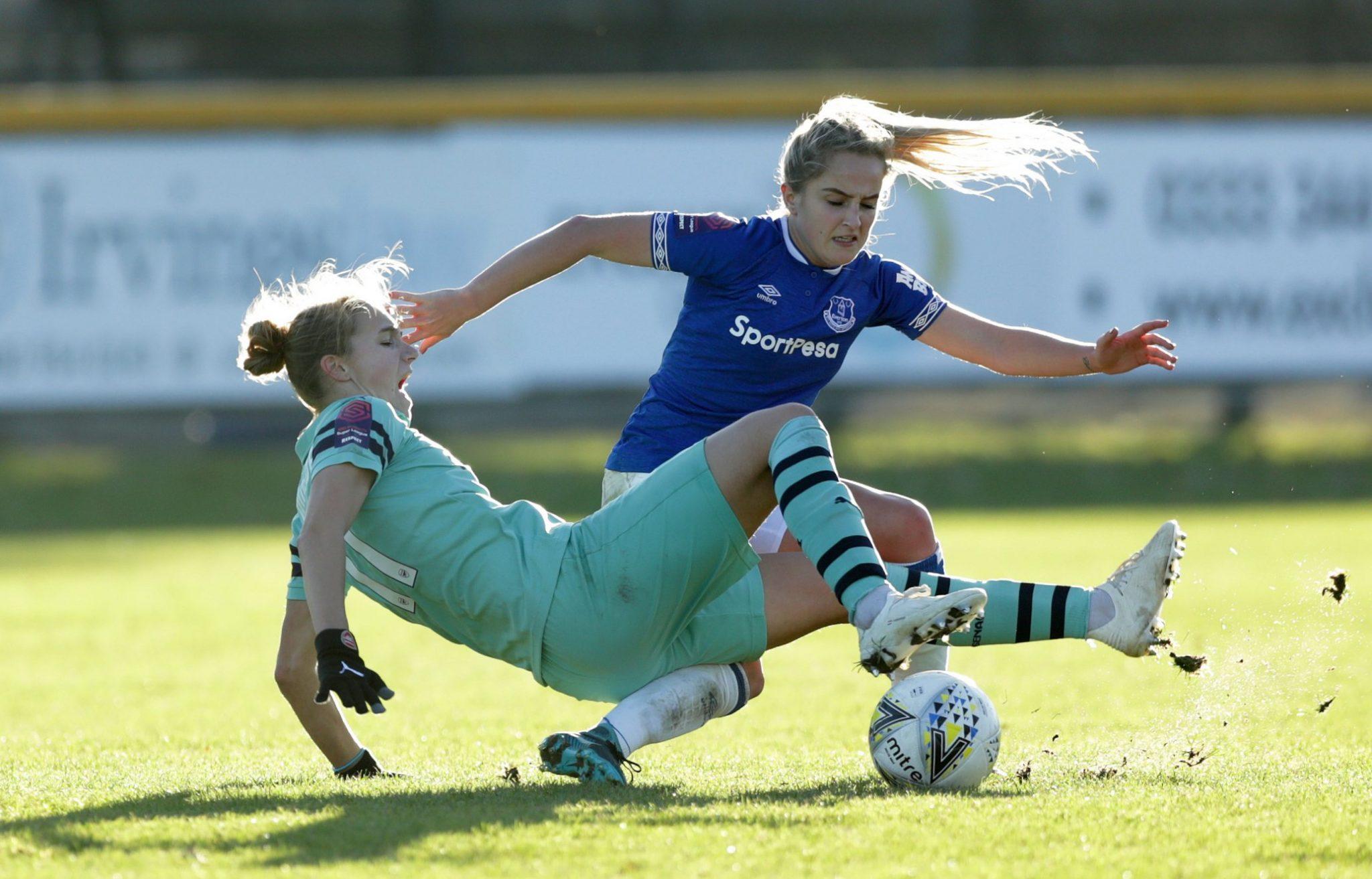 Fawsl Arsenal Women S Latest Win Marred By Jordan Nobbs