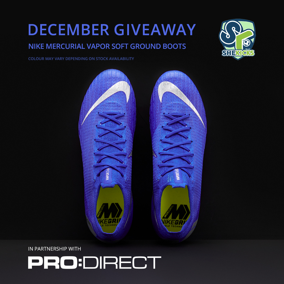 size 40 58a7b 8c7f6 COMPETITION  DECEMBER (CHRISTMAS!) GIVEAWAY Nike Mercurial Vapor SG
