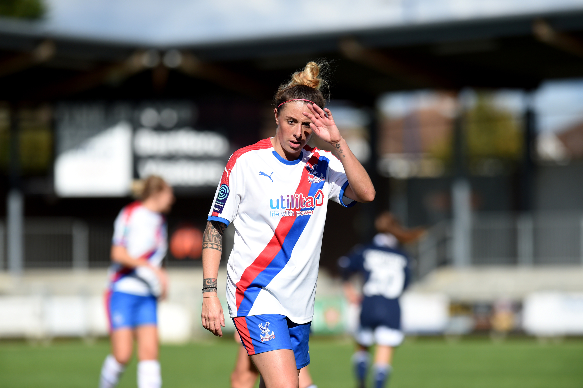 Crystal Palace's Ashlee Kincks has suffered an ACL injury