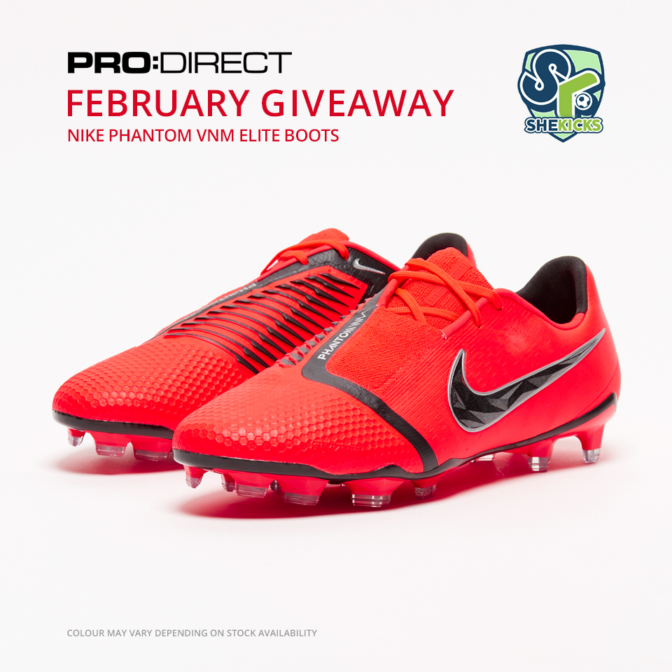 FREE FOOTBALL BOOTS GIVEAWAY 2019