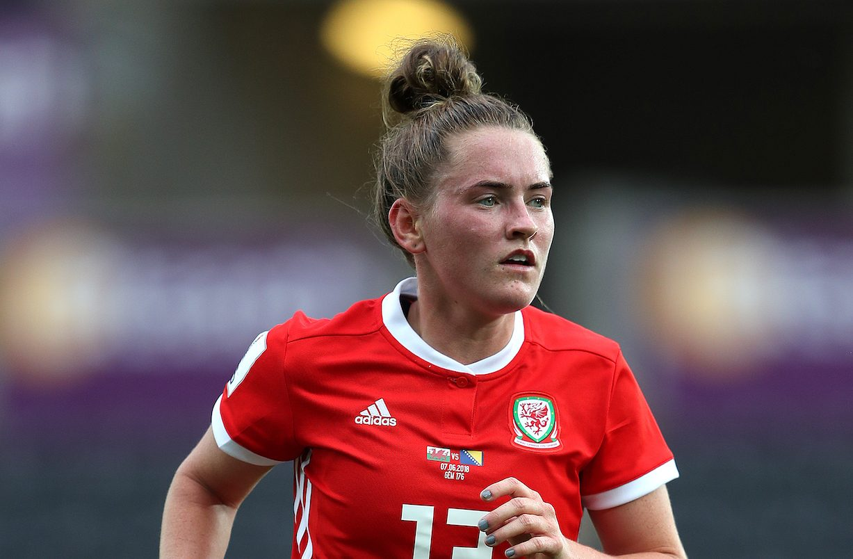 Rachel Rowe returns to Wales squad after injury