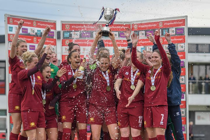 Cardiff Met with Welsh Cup
