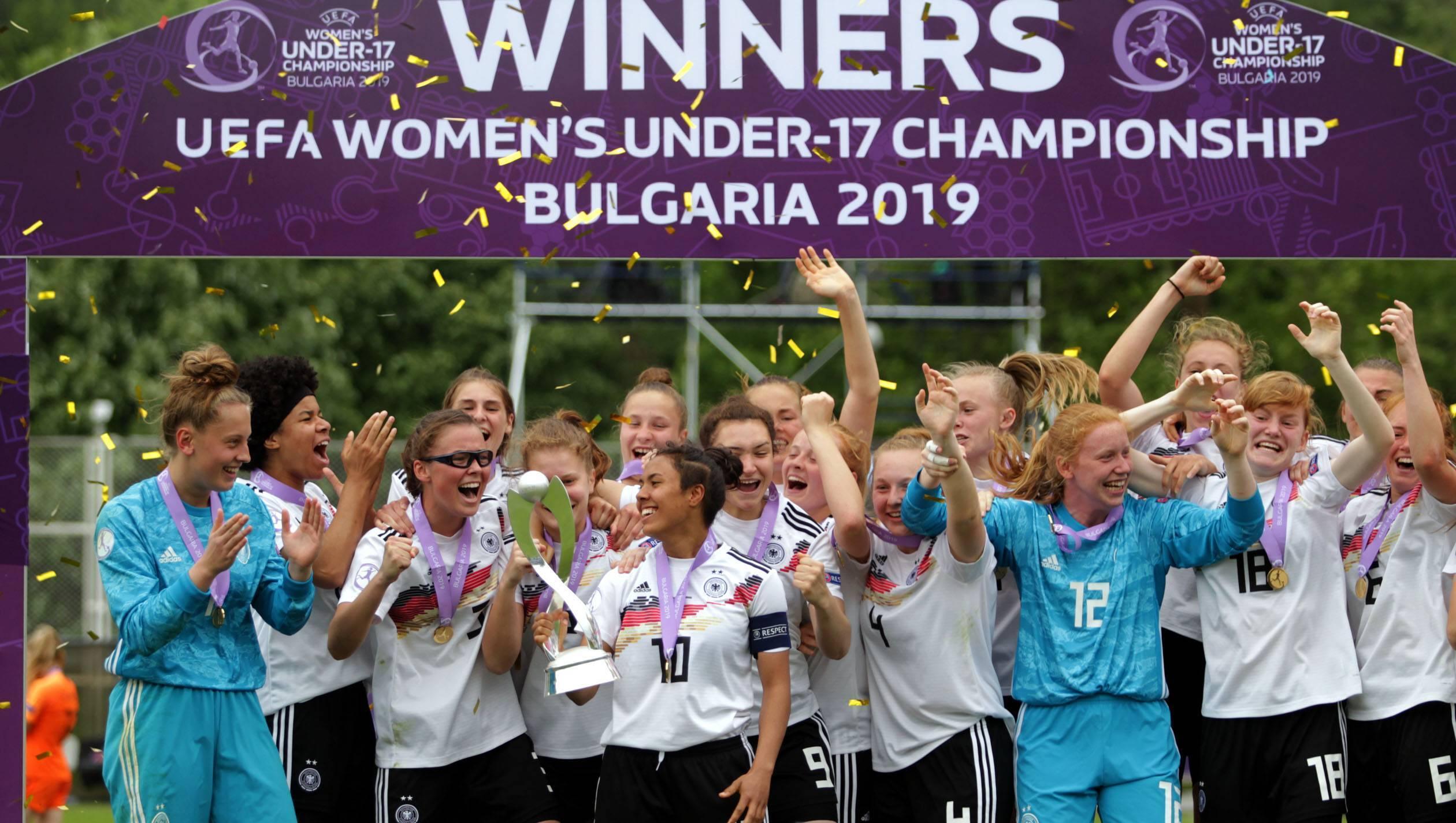 UEFA Women's U-17 hosts announced