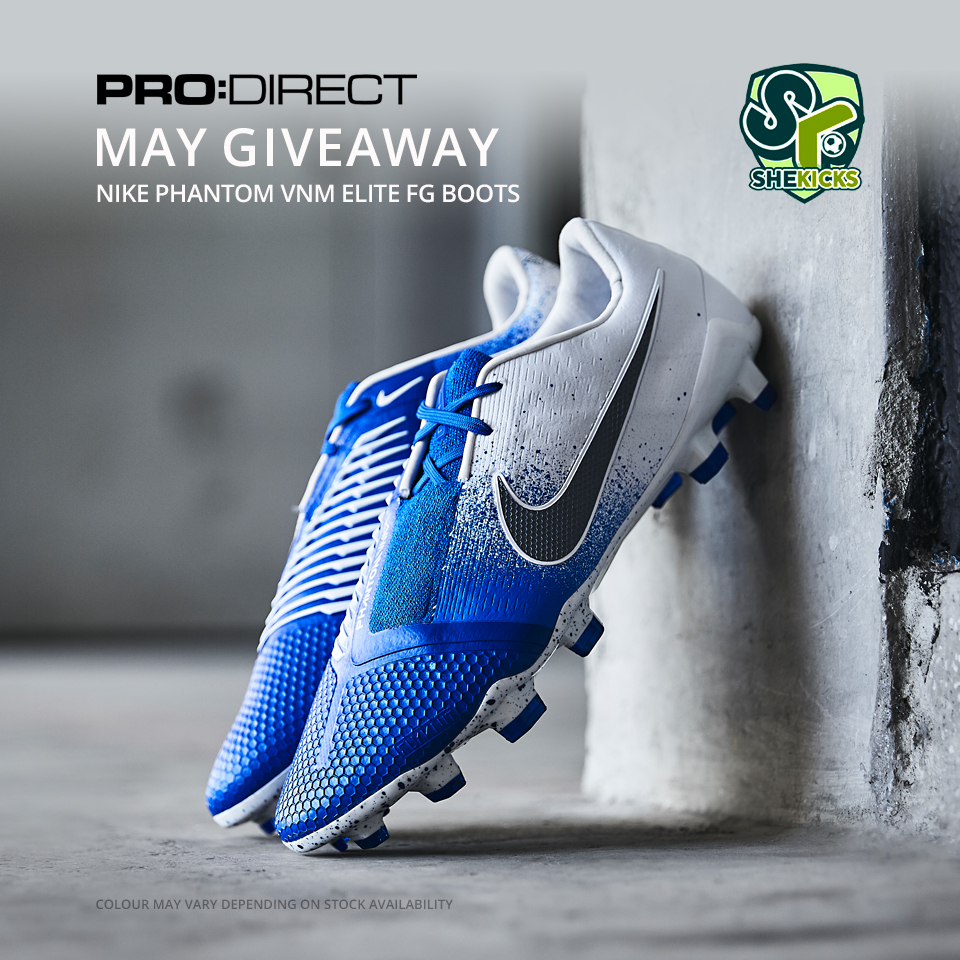 sports shoes 48442 683a1 COMPETITION: May Boots Giveaway (Nike Phantom VNM Elite FG ...