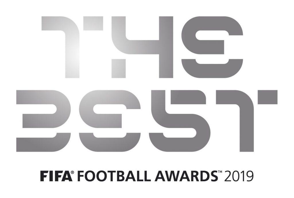 The Best FIFA Football Awards logo 2019