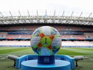 FIFA WOmen's World Cup official match balll.
