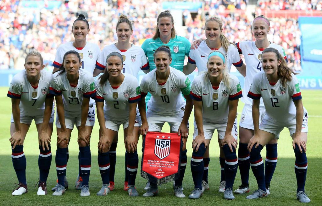 FIFAWWC2019 More reaction from #USA's 3-0 win over #CHI