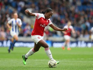 Arsenal Women's Danielle Carter