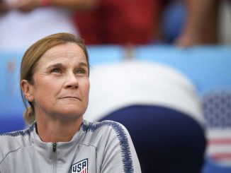 Jill Ellis was denied victory in her last USWNT game in charge