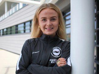 Brighton Women sign England U-20 striker Ellie Brazil - SheKicks