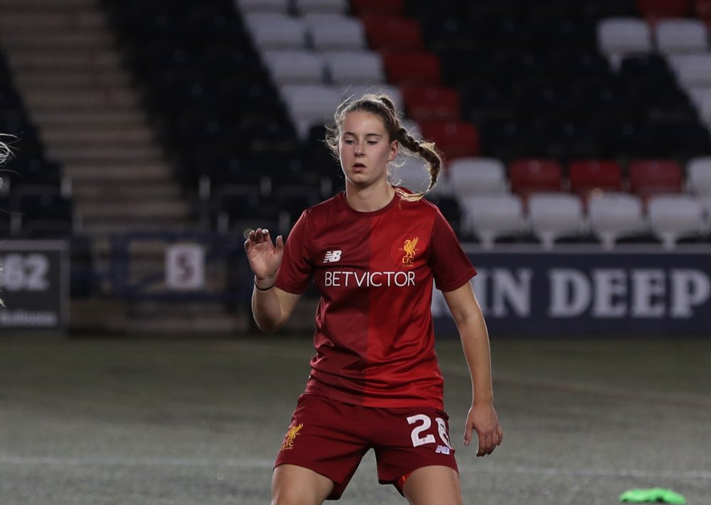 Sheffield United looan signing, Ellie Fletcher