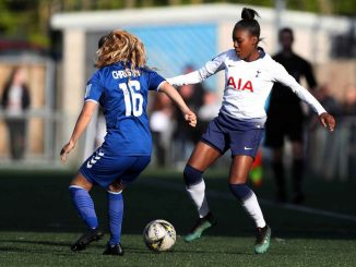 Spurs Women's Jessica Naz suffers ACL injury