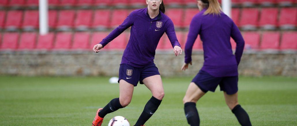 Anna Patten gets an England call up