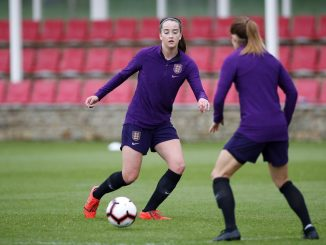 Anna Patten gets an England call up