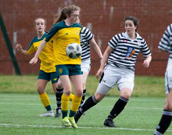 Queens Park 1-1 Celtic Academy