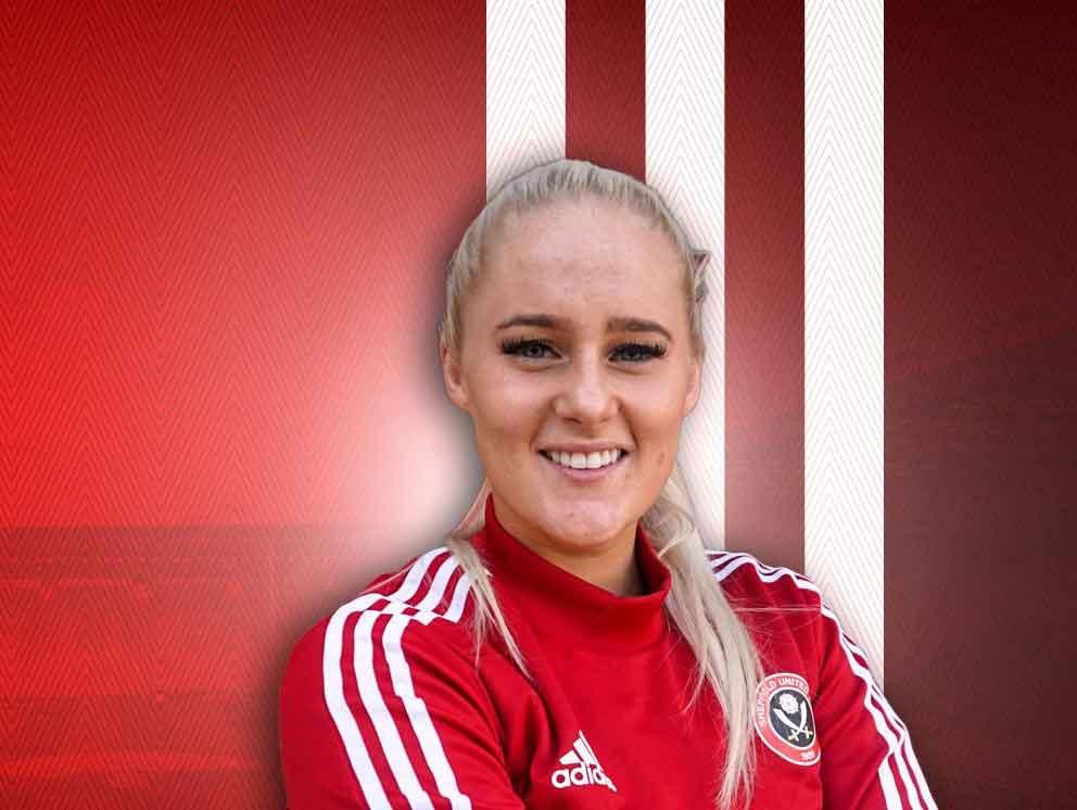 Alicia Johnson joins Sheffield United Women