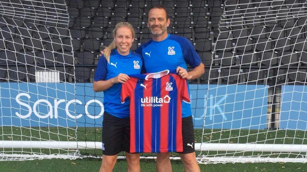Crystal Palace signing, Ashleigh Goddard