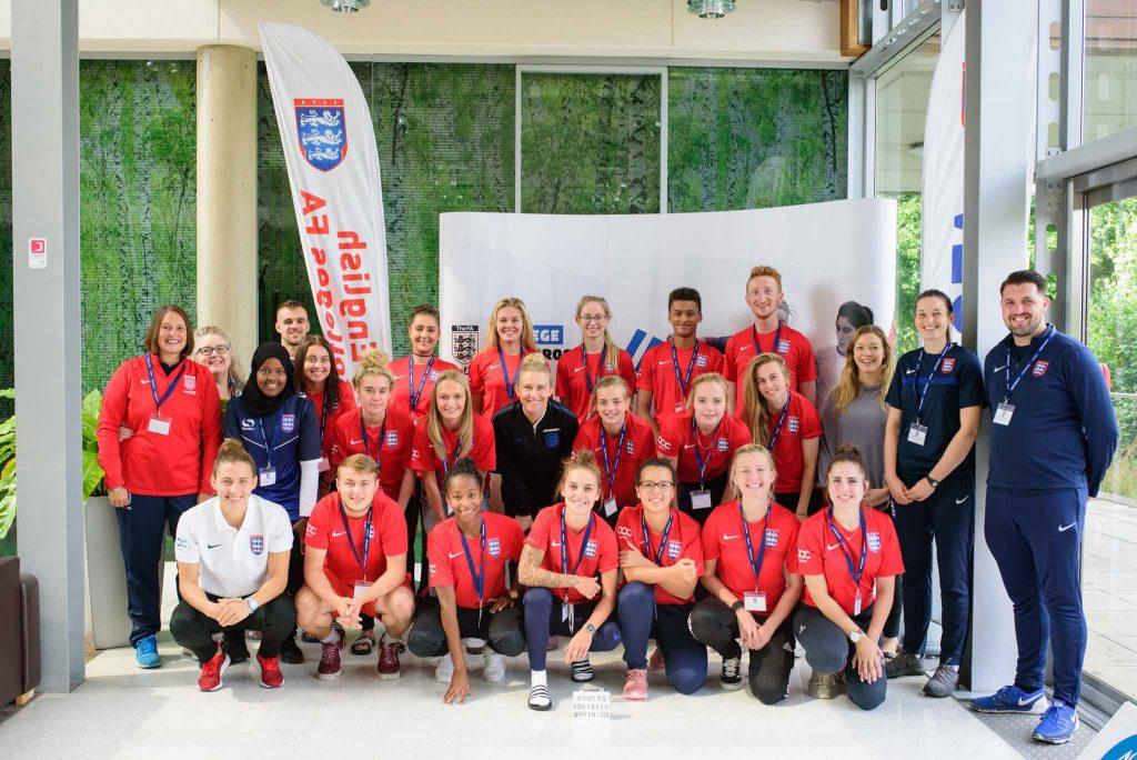 #WFA18 FA Women's Football Apprentices