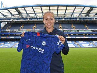 New Chelsea signing, Guro Reiten