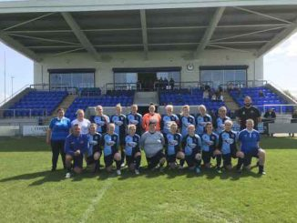 Bishop Auckland Ladies squad