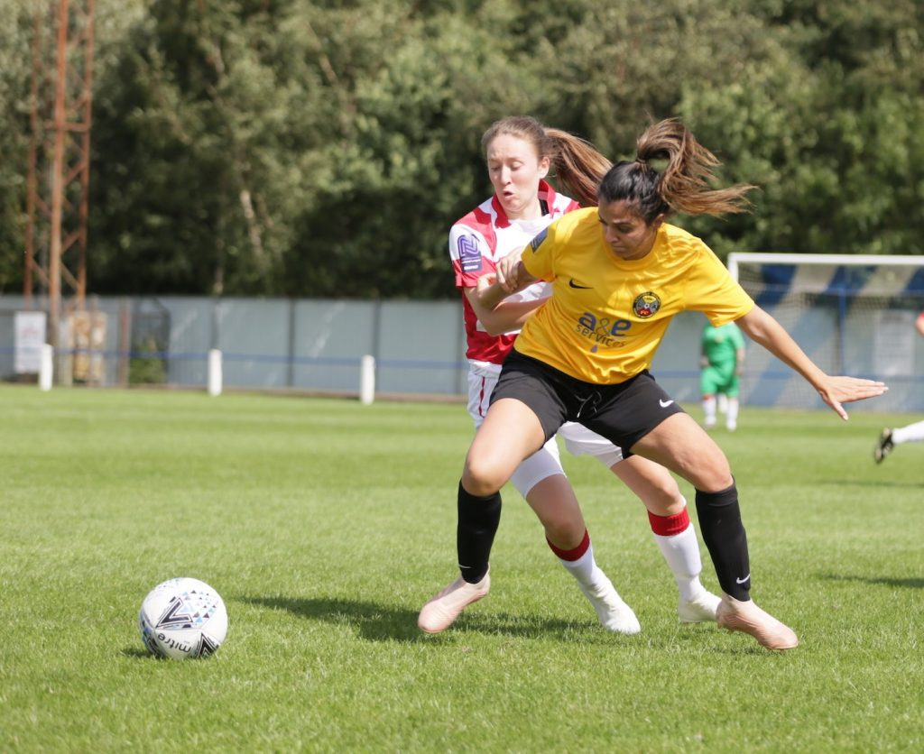 Leafield Athletic won 3-0 at Doncaster Rovers Belles