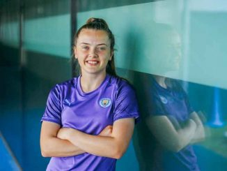 Tyler Toland signs for Man City Women