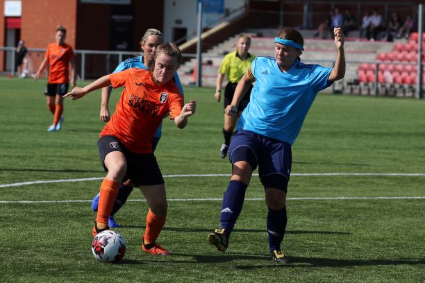 Glasgow City beat Dundee City in the SSE Scottish Women's Cup