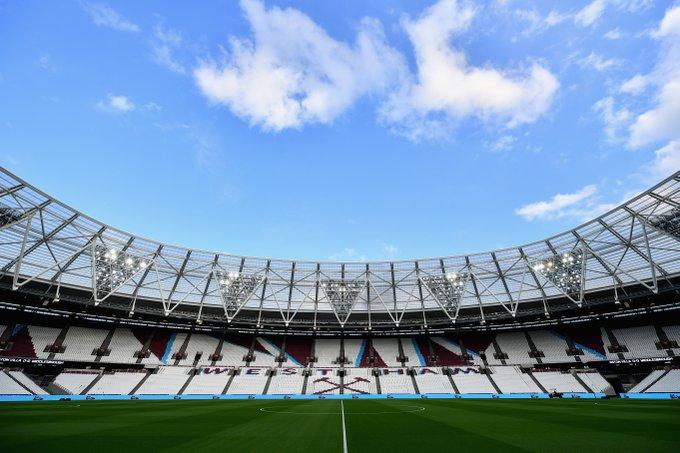 London Stadium to h