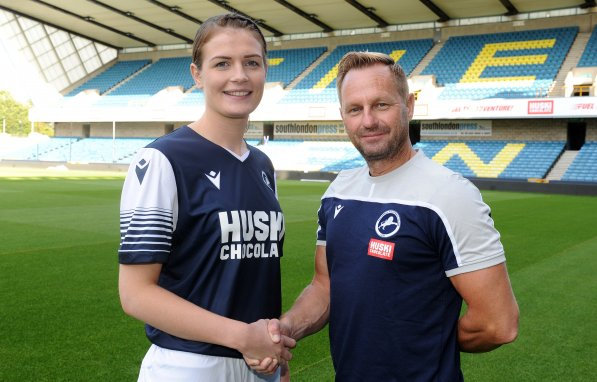 Millwall Lionesses new captain and new manager