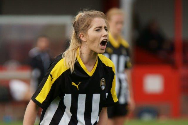 Notts County are one of the 20 teams starting the Women's FA Cup off this season.
