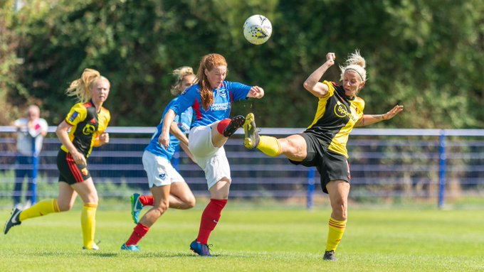 Portsmiuth beat Watford in extra-time