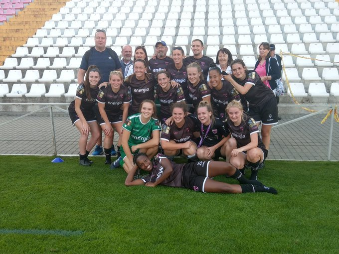 Wexford Youths Women won their final UWCL qualifying round group game.