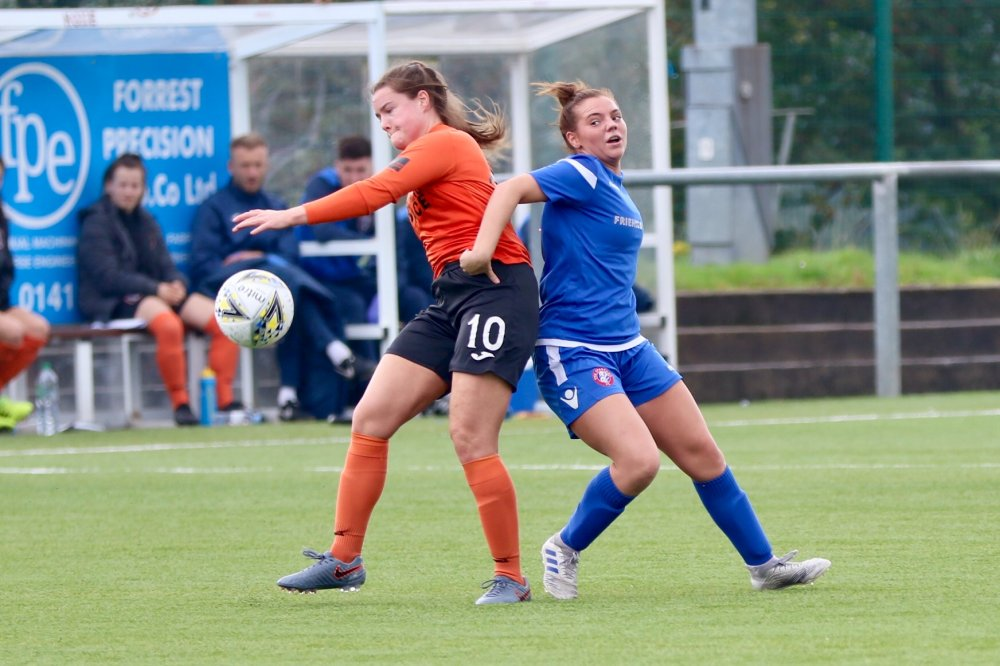 Glasgow City beat Spartans 3-0.